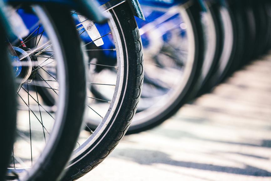 Cyklar i rad